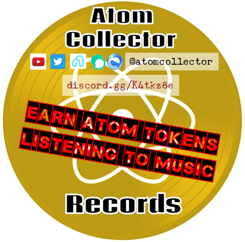 Earn ATOM Tokens monetizing your music!