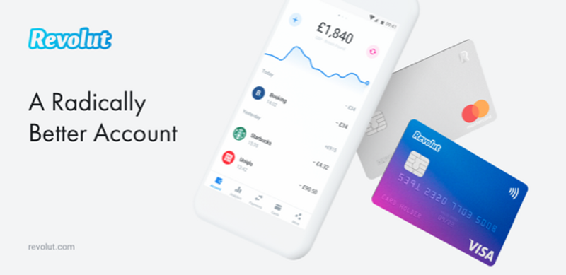 Join Revolut - earn £10