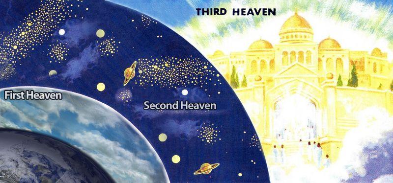Heaven is not what it seems