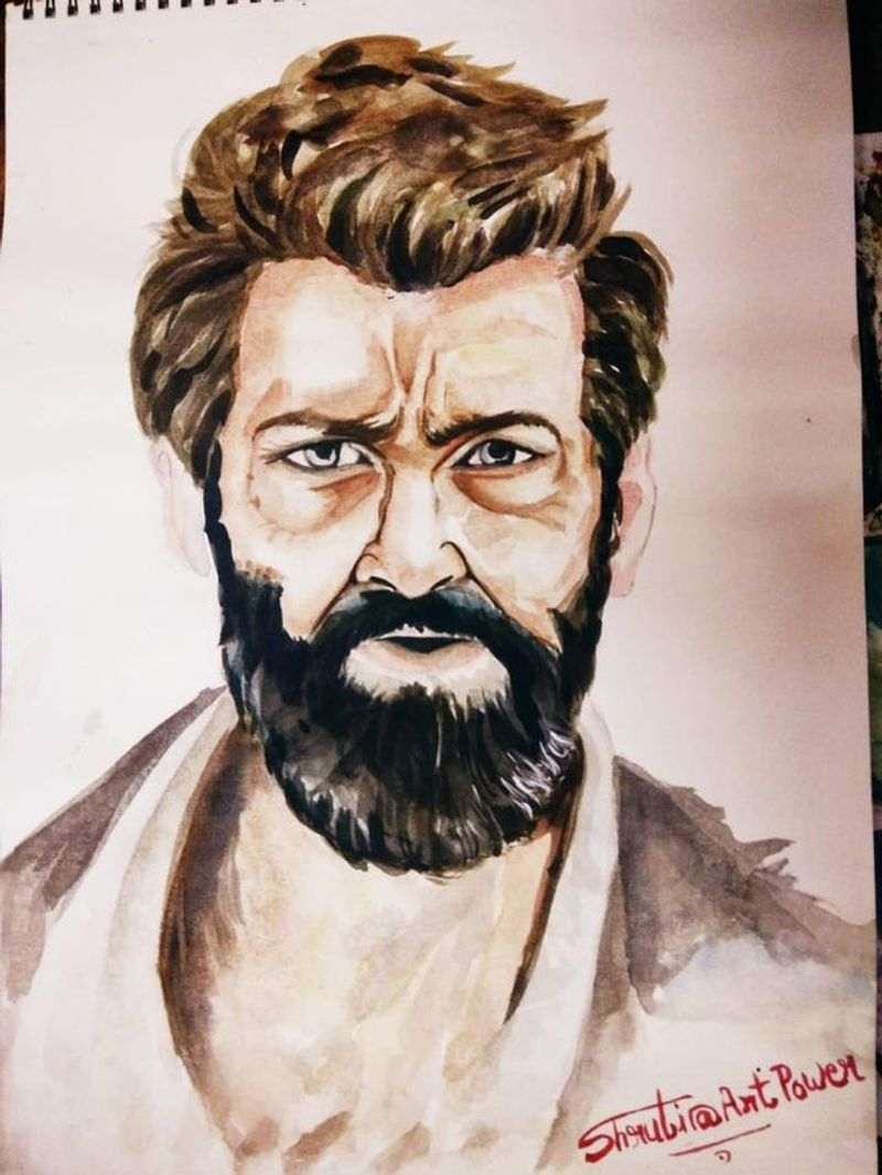 Making of my favorite The Wolverine.